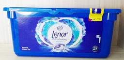 Капсули за пране Lenor Radiant Water Lily